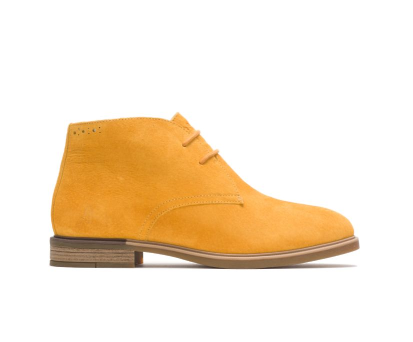 Bailey Chukka Boot, Golden Sun Suede, dynamic