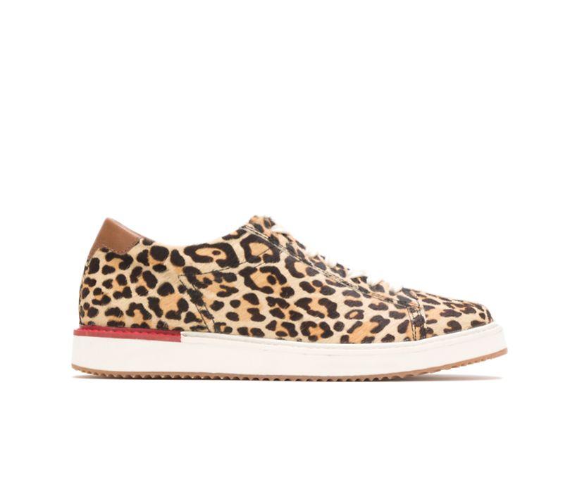 Sabine Sneaker, Leopard Calf Hair, dynamic
