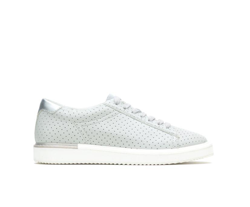 Sabine Sneaker, Vapor Grey Perf Leather, dynamic