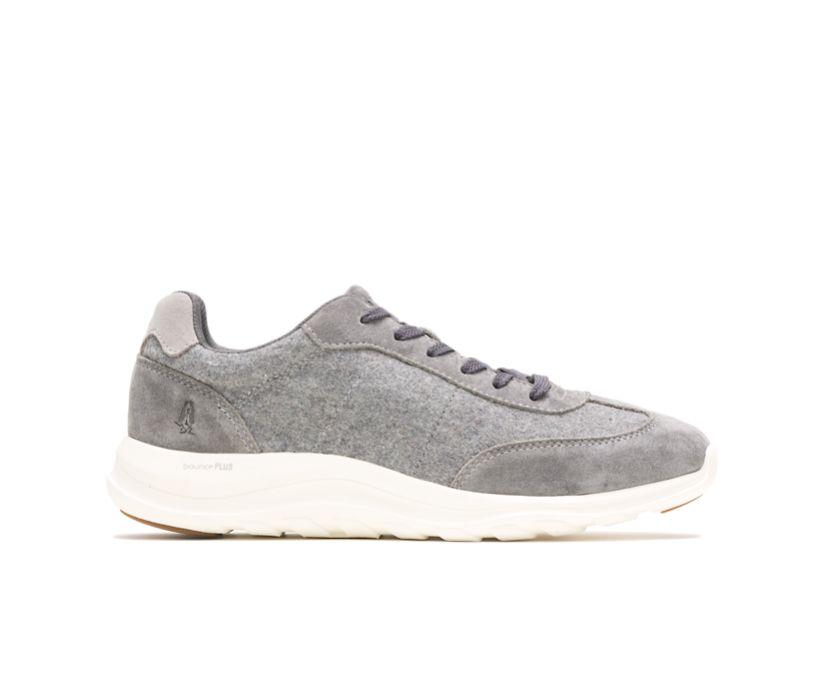 Cassidy Sneaker, Dark Grey Suede/Wool, dynamic