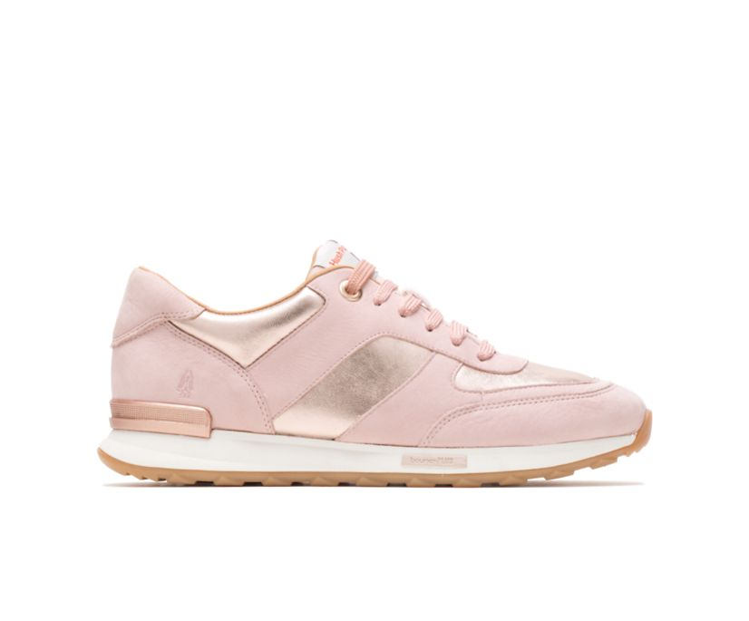 Jenna Jogger, Pale Rose Leather, dynamic