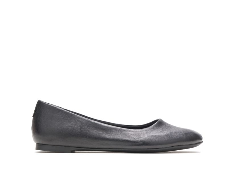 Kendal Ballet Perfect Fit, Black Leather, dynamic