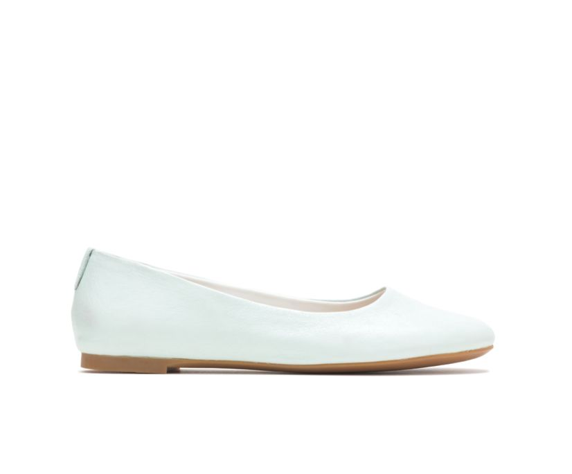 Kendal Ballet Perfect Fit, Pale Blue Leather, dynamic