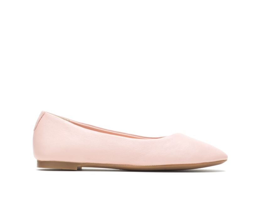 Kendal Ballet Perfect Fit, Pale Rose Leather, dynamic