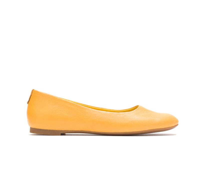Kendal Ballet Perfect Fit, Golden Rod Leather, dynamic