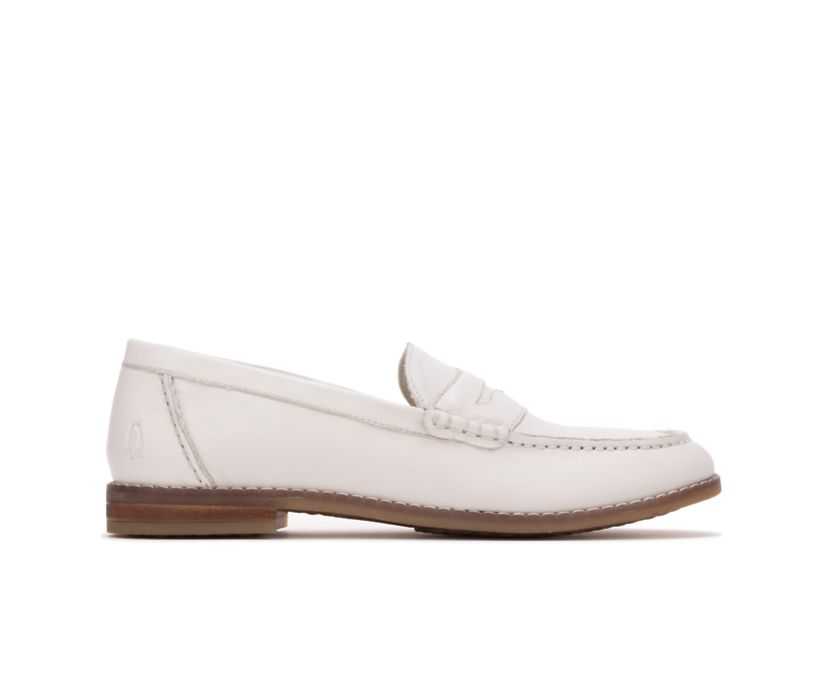 Wren Loafer Perfect Fit, Ivory Leather, dynamic