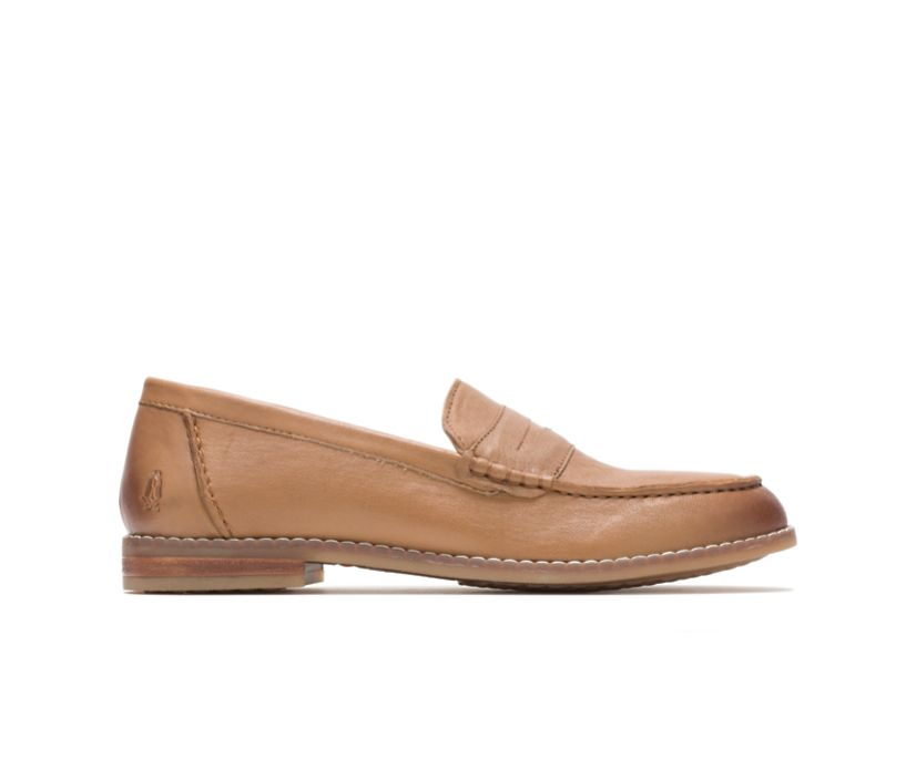 Wren Loafer Perfect Fit, Tan Leather, dynamic