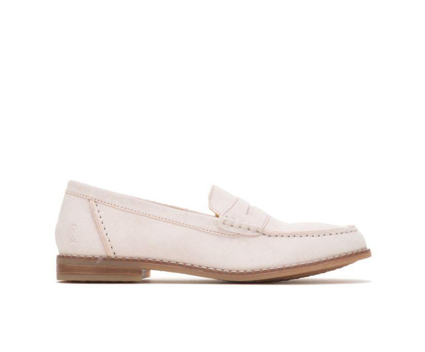 Wren Loafer, Pale Pink Suede, dynamic