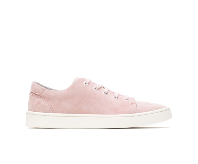 Jetta Lace Up, Pale Rose Suede, dynamic