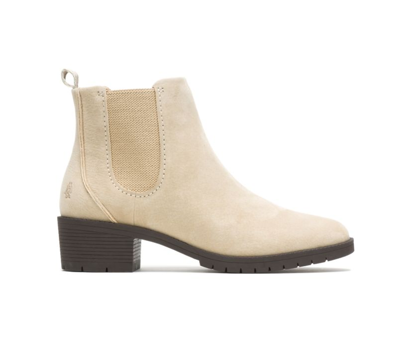 Hadley Chelsea Boot, Starfish Suede, dynamic