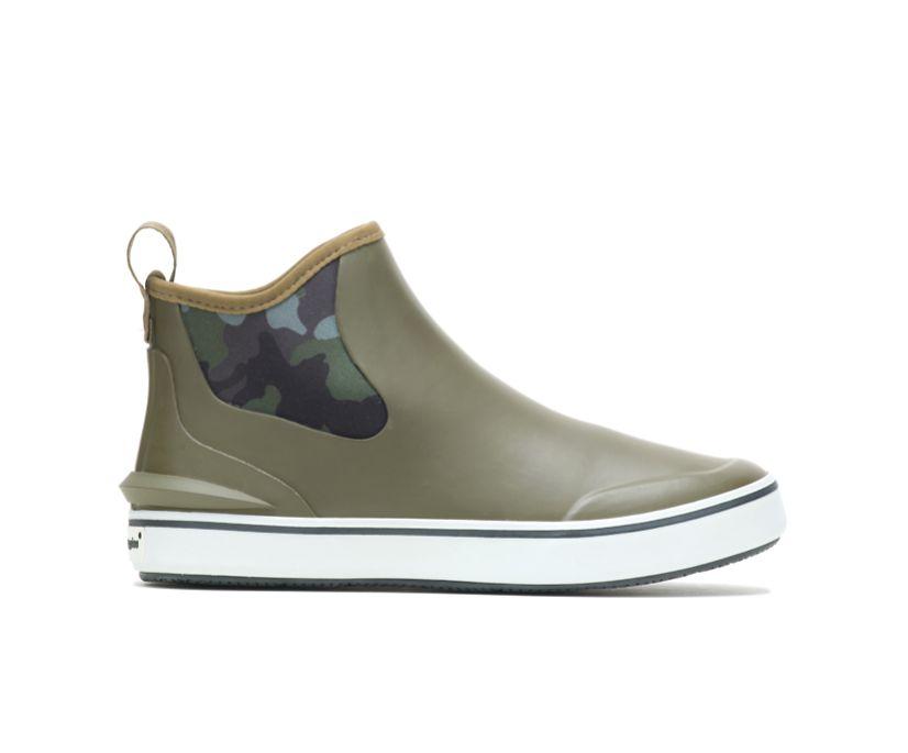 Rain Sneaker, Olive Camo, dynamic
