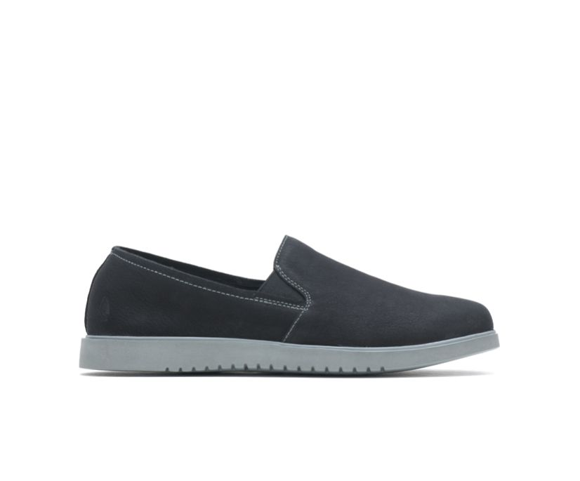 Everyday Slip-On, Black Nubuck, dynamic