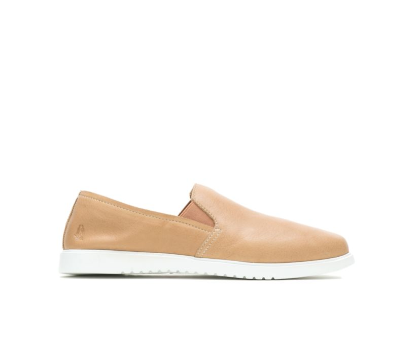 Everyday Slip-On, Tan Leather, dynamic