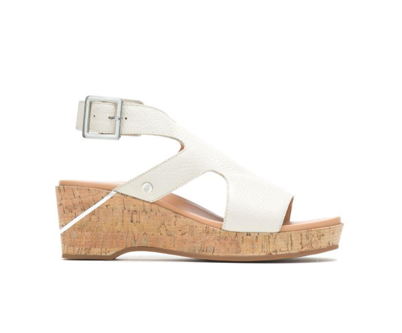 Maya Ankle Strap, Light Stone Leather, dynamic