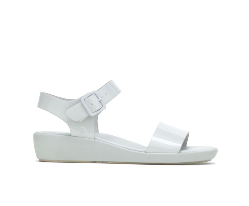Brite Jells Quarter Strap Sandal, Vapor Grey, dynamic