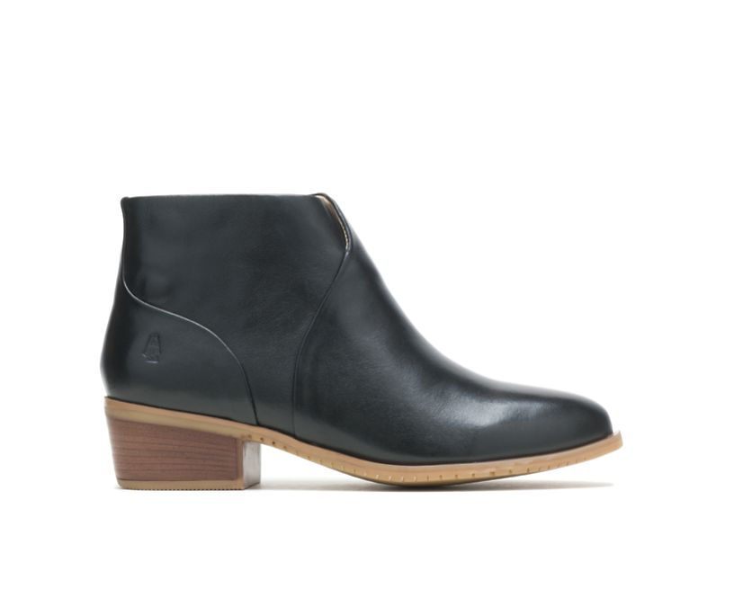 Sienna Boot, Black Leather, dynamic