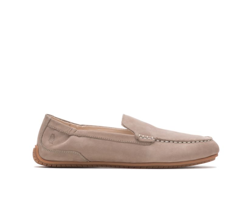 Cora Loafer, Taupe Nubuck, dynamic
