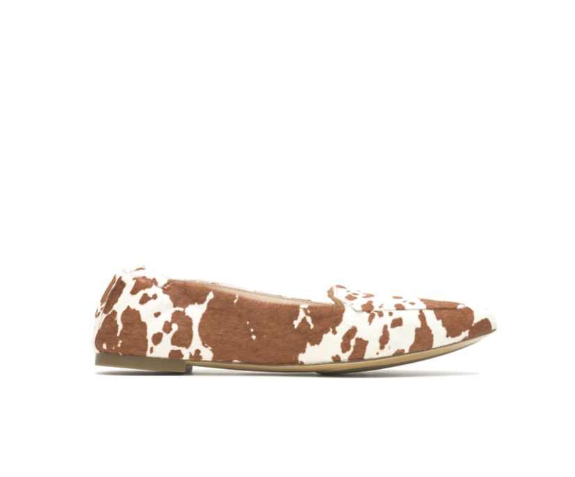 Hazel Pointe, Cow Print Leather, dynamic