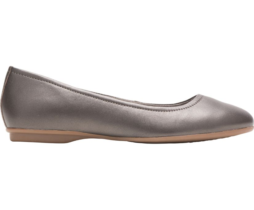 Robin Ballet, Dark Grey Leather, dynamic