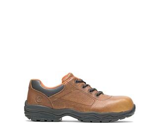 Avery Nano Toe Shoe, Brown, dynamic