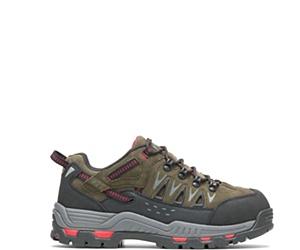 Nickel Metatarsal Guard Steel Toe Shoe, Hedge, dynamic