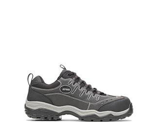 Avery Composite Toe Shoe, Black, dynamic