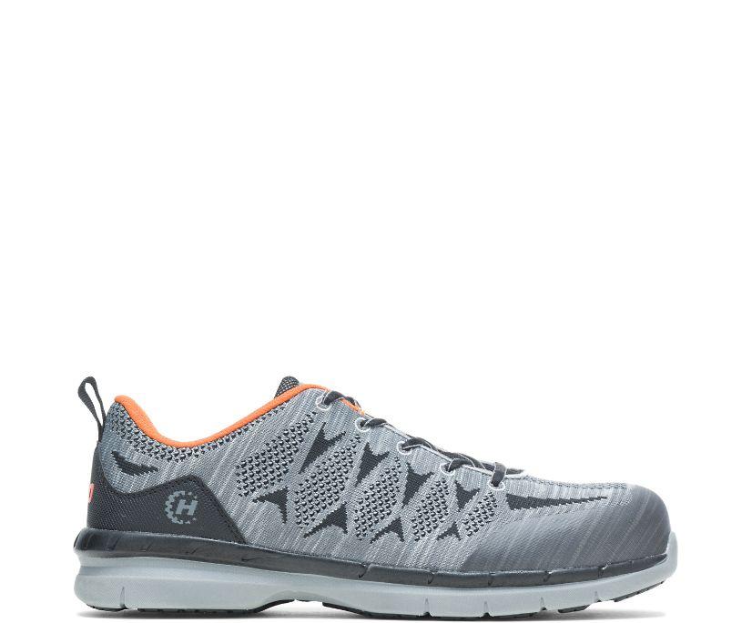 Cobalt Nano Toe Athletic, Grey, dynamic