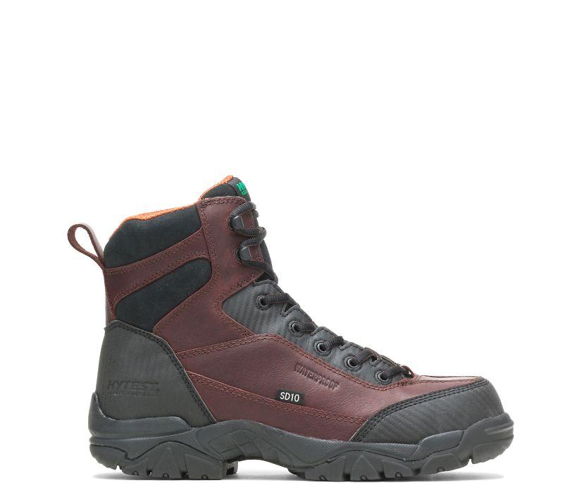 """Apex Waterproof Composite Toe 6"""" Hiker, Brown, dynamic"""