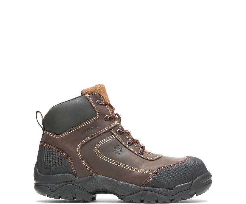 "Apex Composite Toe 6"" Hiker, Brown, dynamic"