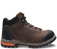 "Waterproof Steel Toe 6"" Hiker, Brown, dynamic"