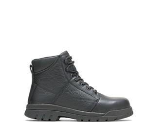"""Zinc Steel Toe 6"""" Work Boot, Black, dynamic"""