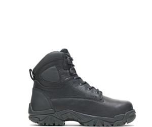 "Apex Metatarsal Guard Steel Toe 6"" Work Boot, Black, dynamic"