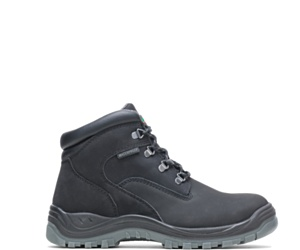 """Knox Direct Attach Steel Toe 6"""" Work Boot, Black, dynamic"""