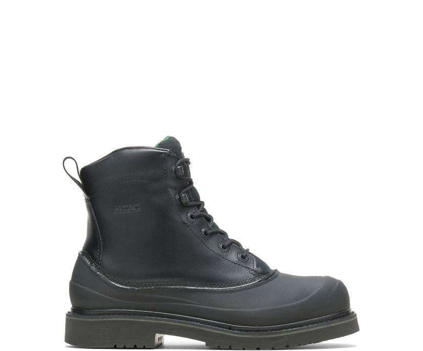 """Scout Waterproof Steel Toe 6"""" Shell Boot, Black, dynamic"""