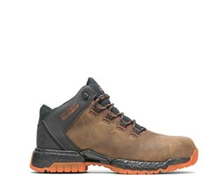 FootRests® 2.0 Baseline Nano Toe Trainer, Brown, dynamic
