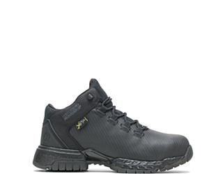 FootRests® 2.0 Baseline Metatarsal Guard Nano Toe Trainer, Black, dynamic