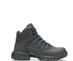 "FootRests® 2.0 Tread Nano Toe 6"" Hiker, Black, dynamic"