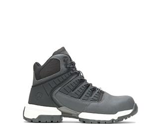 "FootRests® 2.0 Tread Nano Toe 6"" Hiker, Grey, dynamic"