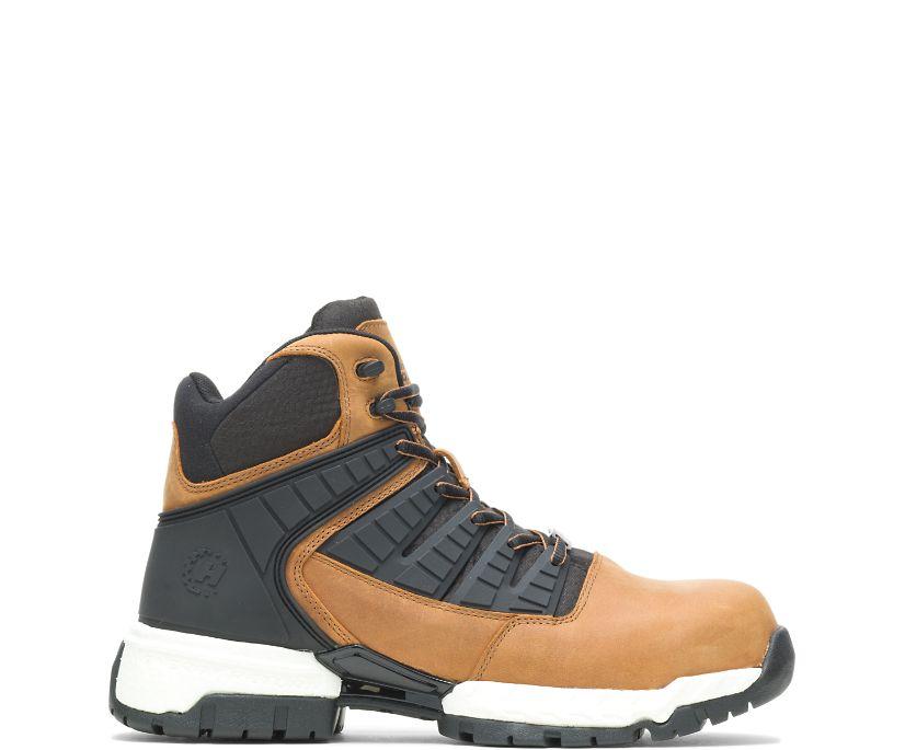 "FootRests® 2.0 Tread Nano Toe 6"" Hiker, Tan, dynamic"
