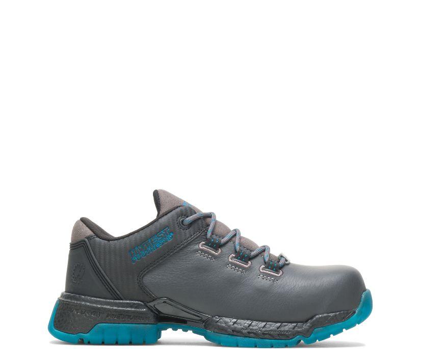 Women's FootRests® 2.0 Pivot Nano Toe Shoe, Grey, dynamic
