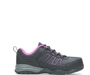 Myra Composite Toe Shoe, Black, dynamic