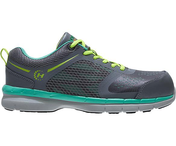 Cadmium Steel Toe Shoe, Grey, dynamic