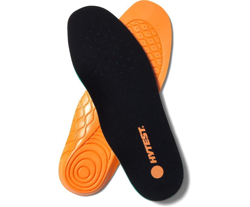 Triple Layer Removable Insole, Black, dynamic