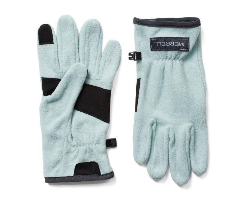 Classic Fleece Glove, Harbor, dynamic