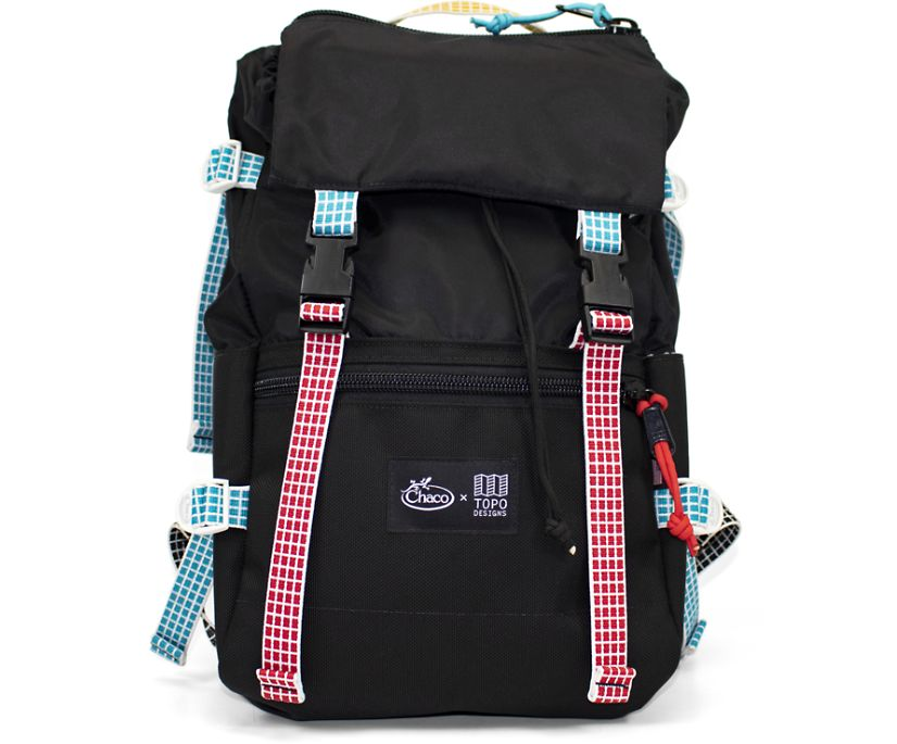 Topo x Chaco Rover Pack, Black Multi, dynamic