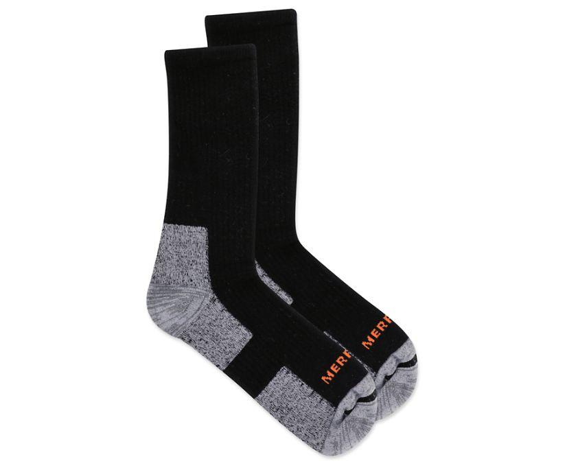 Tactical Crew Sock, Black, dynamic