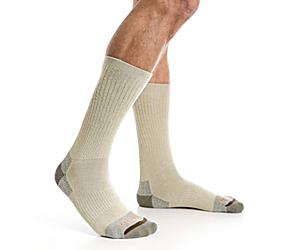 Moab Hiker Crew Sock, Oatmeal Marl, dynamic