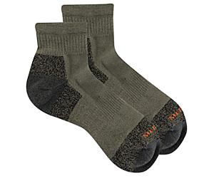 Moab Hiker Ankle Sock, Olive, dynamic