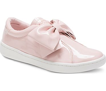 Ace Bow Slip On, Blush, dynamic