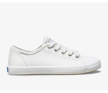 Kickstart Sneaker, White, dynamic